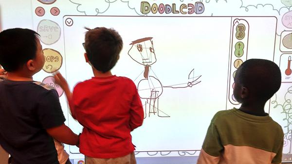Doodle3D-Bambini
